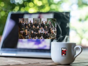 Virtual Coffee Break at High 5