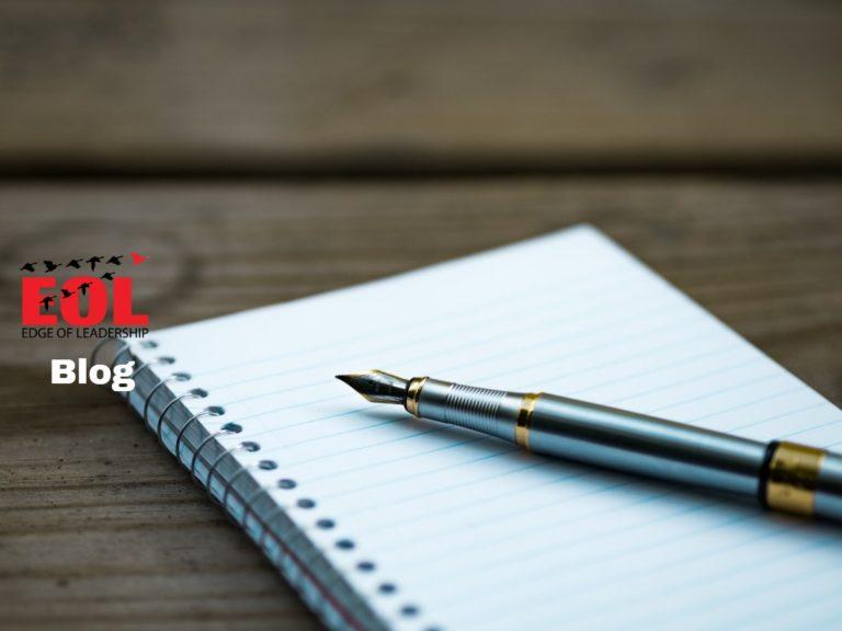 Edge of Leadership Blog