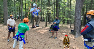 Challenge Course Operations with Distance