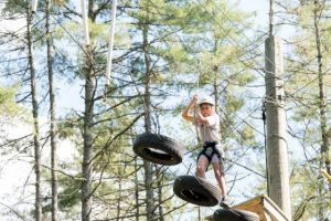 Challenge Course Summer Camp